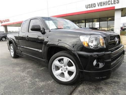2011 Toyota Tacoma 4d Access Cab X Runner For Sale In