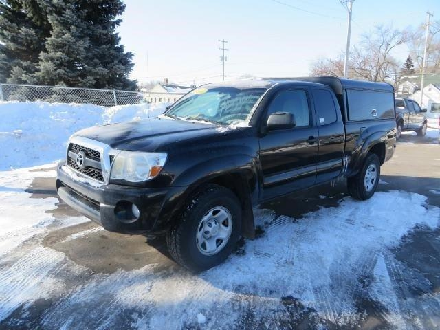 2011 toyota tacoma 4x4 v6 4dr access cab 6 1 ft sb 5a for sale in wyoming michigan classified. Black Bedroom Furniture Sets. Home Design Ideas