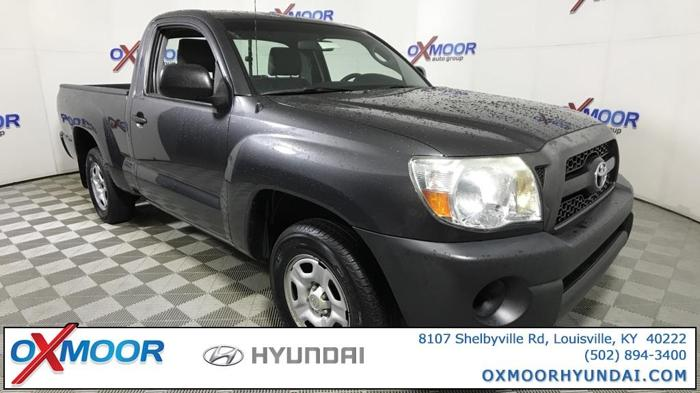 2011 Toyota Tacoma Base 4x2 Base 2dr Regular Cab 6.1 ft