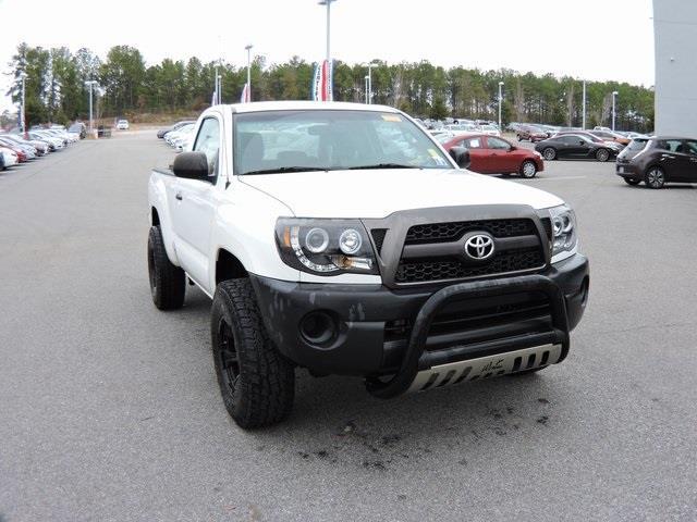 2011 Toyota Tacoma Base 4x2 Base 2dr Regular Cab 6.1 ft
