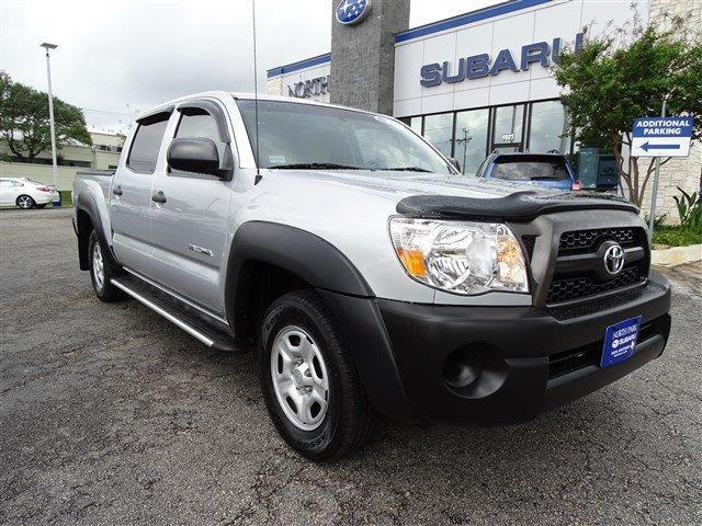 2011 toyota tacoma base 4x2 base 4dr double cab 5 0 ft sb 4a for sale in san antonio texas. Black Bedroom Furniture Sets. Home Design Ideas