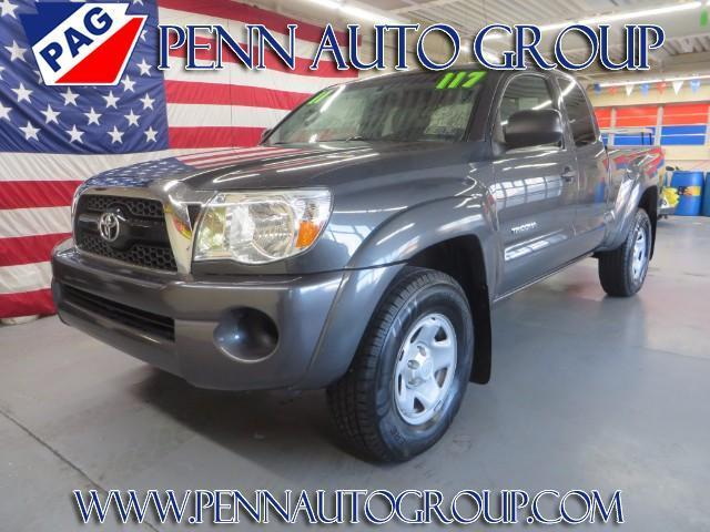 2011 Toyota Tacoma Base 4x4 Base 4dr Access Cab 6.1 ft