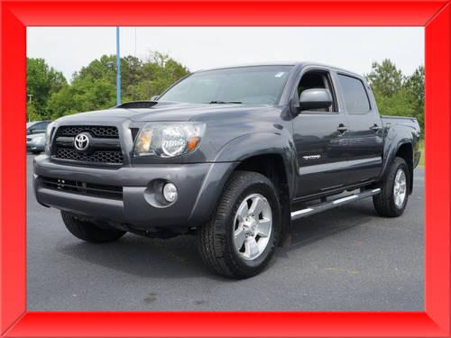 2011 toyota tacoma double cab 4x4 doubcab for sale in lexington north carolina classified. Black Bedroom Furniture Sets. Home Design Ideas