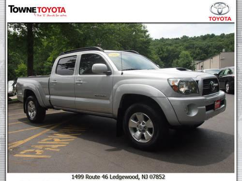 2011 toyota tacoma double cab 4x4 trd off road for sale in ledgewood new jersey classified. Black Bedroom Furniture Sets. Home Design Ideas