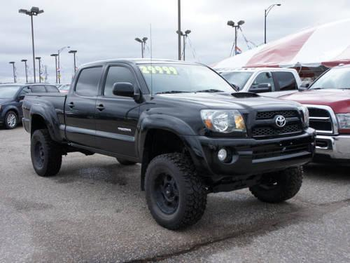 2011 toyota tacoma double cab 4x4 v6 for sale in wichita kansas classified. Black Bedroom Furniture Sets. Home Design Ideas