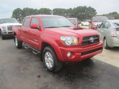 2011 toyota tacoma double cab long bed pk for sale in wynne arkansas classified. Black Bedroom Furniture Sets. Home Design Ideas