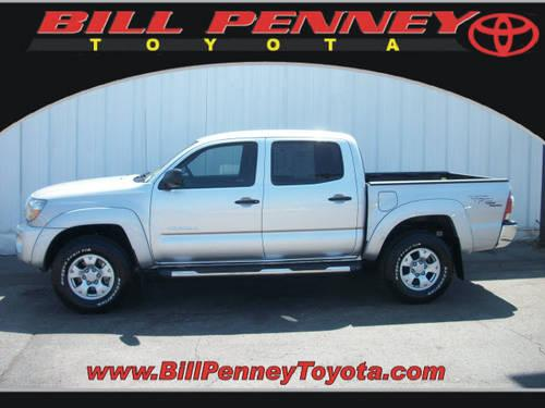 2011 Toyota Tacoma Double Cab Prerunner Trd Off Road For