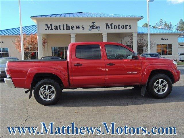 2011 Toyota Tacoma PreRunner 4x2 PreRunner 4dr Double Cab ...