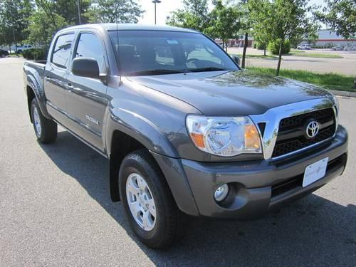 2011 toyota tacoma prerunner for sale in chesapeake virginia classified. Black Bedroom Furniture Sets. Home Design Ideas