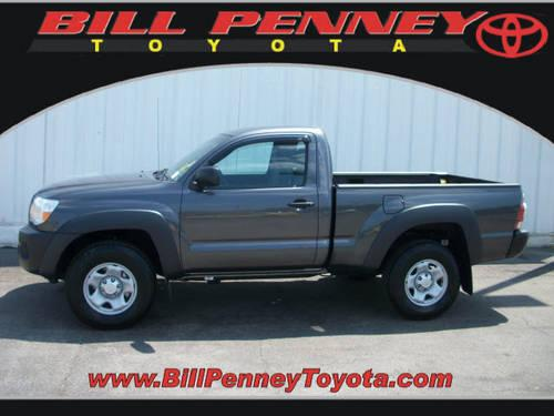 2011 toyota tacoma regular cab 4x4 for sale in huntsville alabama classified. Black Bedroom Furniture Sets. Home Design Ideas