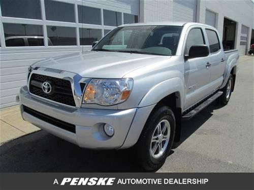 2011 Toyota Tacoma Truck 4WD Double V6 AT 4x4 Truck