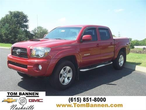 2011 toyota tacoma truck double cab 4wd for sale in am qui tennessee classified. Black Bedroom Furniture Sets. Home Design Ideas