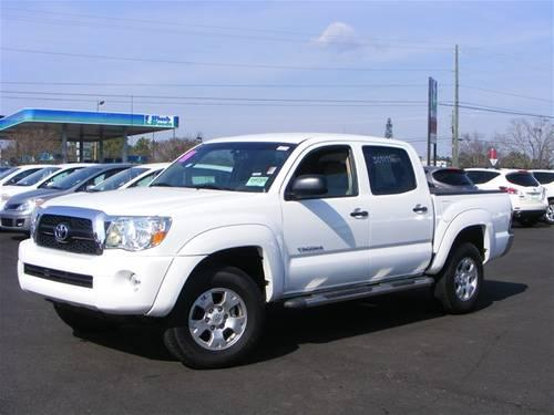 2011 toyota tacoma truck double cab 4x4 for sale in dublin. Black Bedroom Furniture Sets. Home Design Ideas