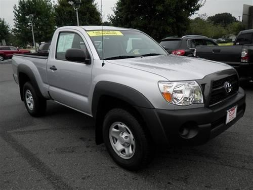 2011 Toyota Tacoma Truck Reg Cab 4wd At For Sale In Newport