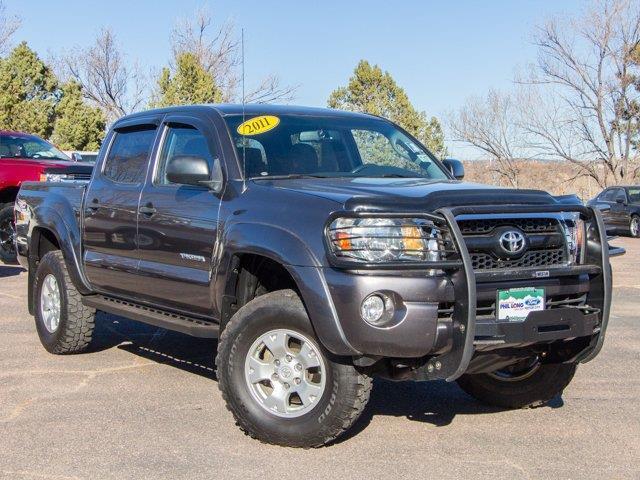 2011 Toyota Tacoma V6 4x4 V6 4dr Double Cab 5.0 ft SB
