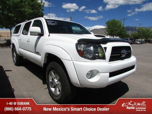 2011 toyota tacoma v6 4x4 v6 4dr double cab 5 0 ft sb 6m for sale in albuquerque new mexico. Black Bedroom Furniture Sets. Home Design Ideas