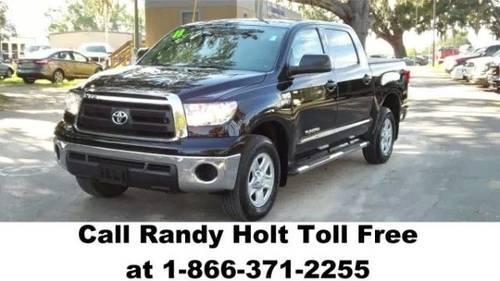 2011 Toyota Tundra Gainesville FL 866-371-2255 near