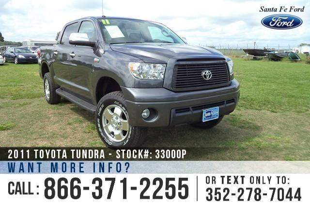 2011 Toyota Tundra Limited - 26K Miles - Financing
