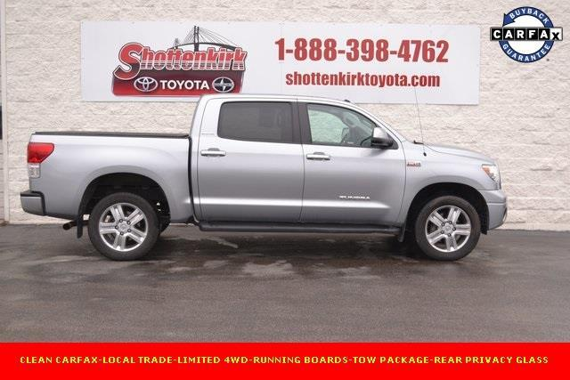 2011 Toyota Tundra Limited 4x4 Limited 4dr CrewMax Cab