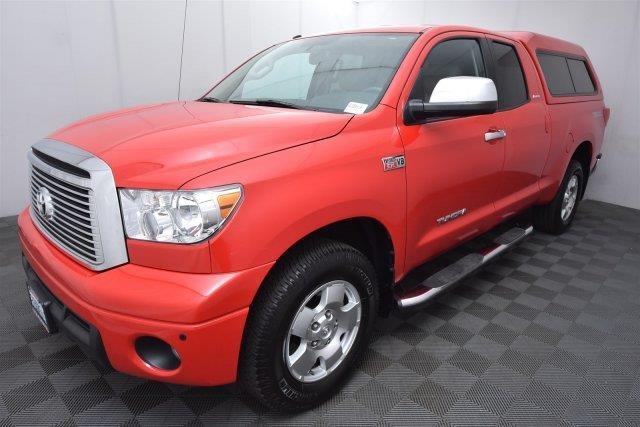 2011 Toyota Tundra Limited 4x4 Limited 4dr Double Cab