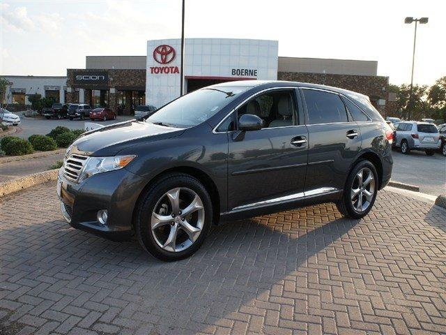2011 toyota venza base v6 boerne tx for sale in boerne. Black Bedroom Furniture Sets. Home Design Ideas