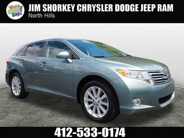 2011 Toyota Venza FWD 4cyl FWD 4cyl 4dr Crossover