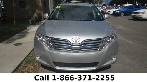 2011 Toyota Venza - ONE owner - 34k Miles