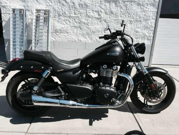 2011 Triumph Thunderbird Storm for Sale in Charlotte ...