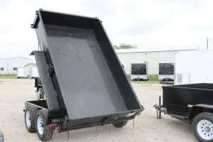 2011 Utility Dump Trailer - $3500 (Dallas Area)