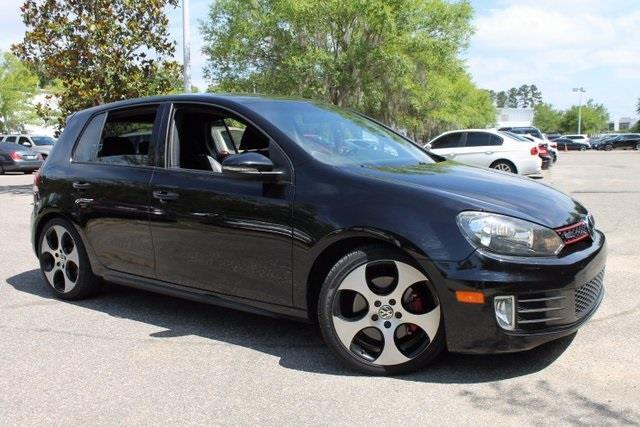 2011 Volkswagen GTI Base Base 4dr Hatchback 6M w/