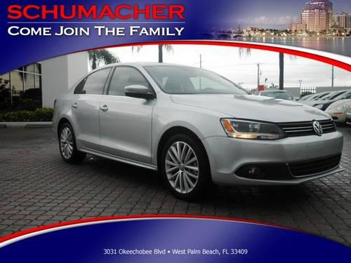 2011 volkswagen jetta 4dr car 4dr auto sel w sunroof for. Black Bedroom Furniture Sets. Home Design Ideas