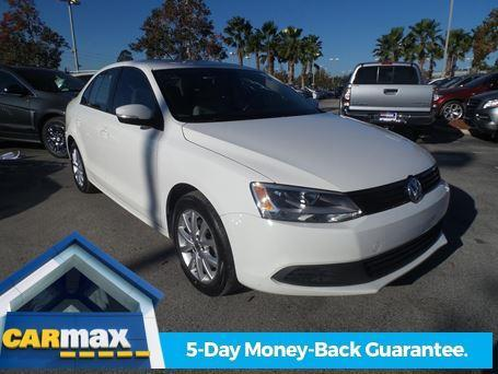 2011 Volkswagen Jetta SE SE 4dr Sedan 6A w/ Conv. and