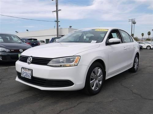 2011 Volkswagen Jetta Sedan 4dr Car SE PZEV for Sale in El Cajon, California Classified ...