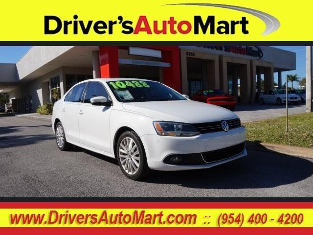 2011 volkswagen jetta sel sel 4dr sedan 6a w sport. Black Bedroom Furniture Sets. Home Design Ideas
