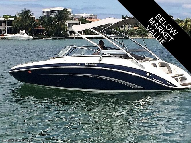 2011 yamaha 242 limited s for sale in miami florida for Yamaha 242 for sale