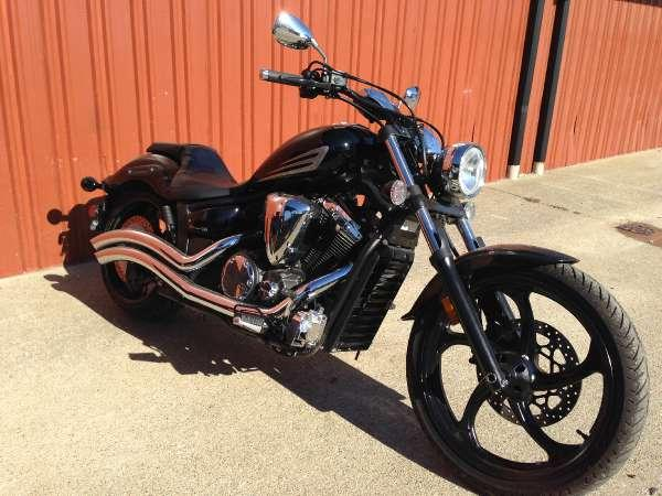 2011 yamaha stryker for sale in boone indiana classified for Yamaha motorcycle dealers indiana