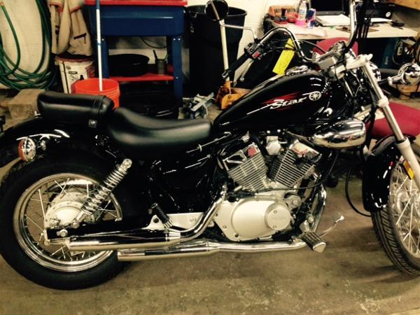 2011 Yamaha V Star 250 for Sale in Cleveland, Ohio