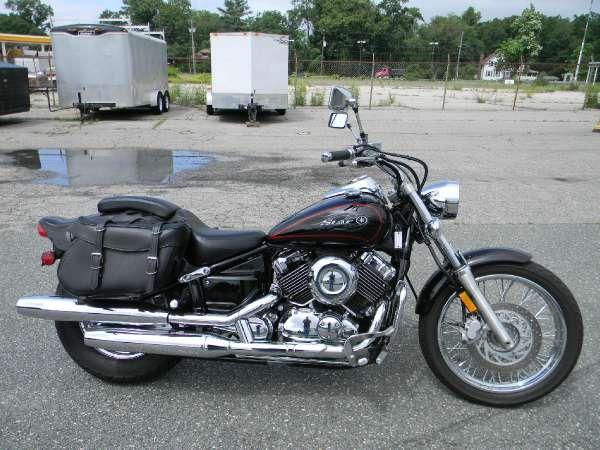 2011 Yamaha V-STAR 650 CUSTOM for Sale in Springfield, Massachusetts ...