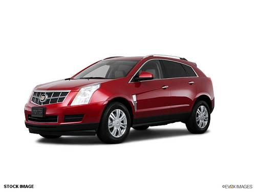 2011 cadillac srx suv awd luxury collection for sale in sparta michigan classified. Black Bedroom Furniture Sets. Home Design Ideas
