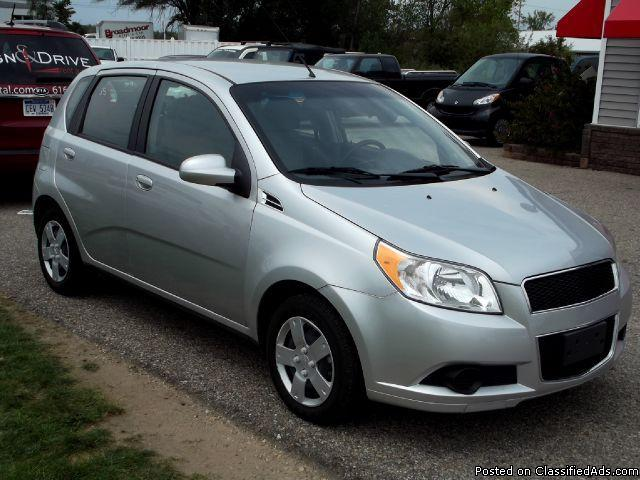 2011 chevy aveo5 submited images pic2fly