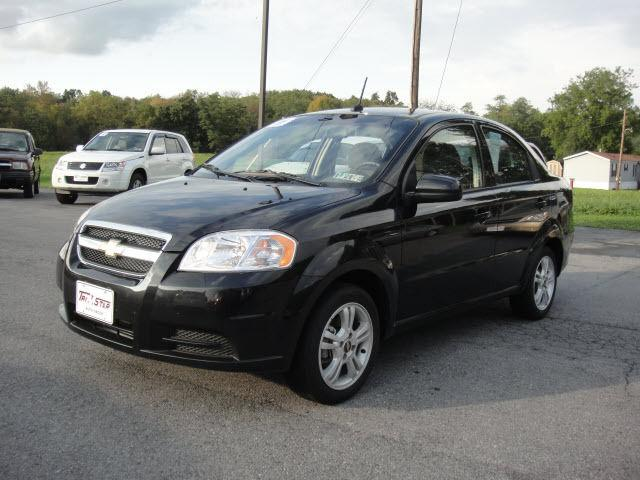 2011 Chevrolet Aveo Lt For Sale In Tyrone Pennsylvania