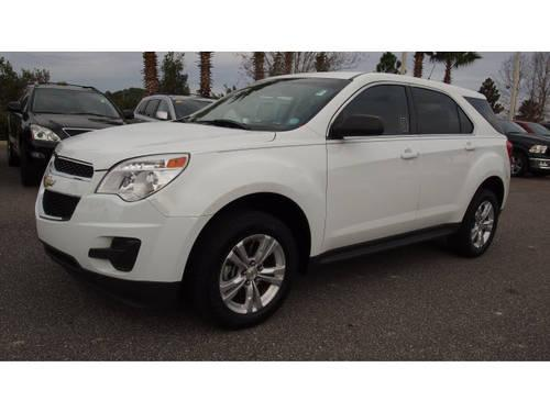 2011 chevrolet equinox crossover ls for sale in jacksonville florida classified. Black Bedroom Furniture Sets. Home Design Ideas