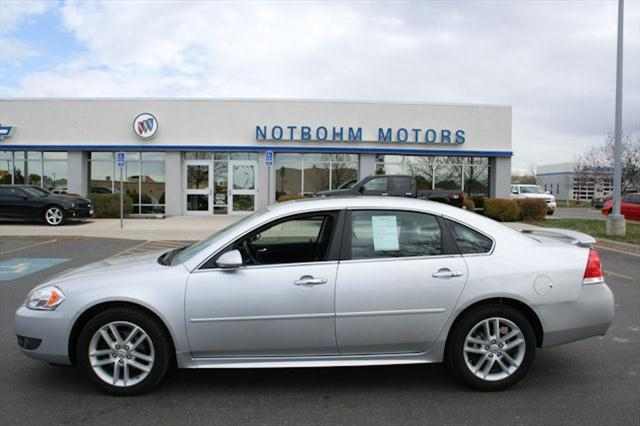 2011 chevrolet impala ltz for sale in miles city montana classified. Black Bedroom Furniture Sets. Home Design Ideas