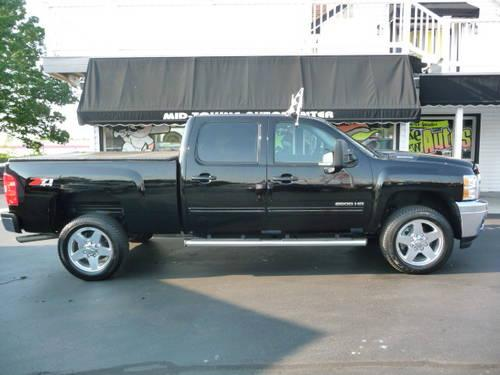 ... Chevrolet Silverado 2500HD 2500 CREW CAB in Blue Ball, Ohio For Sale