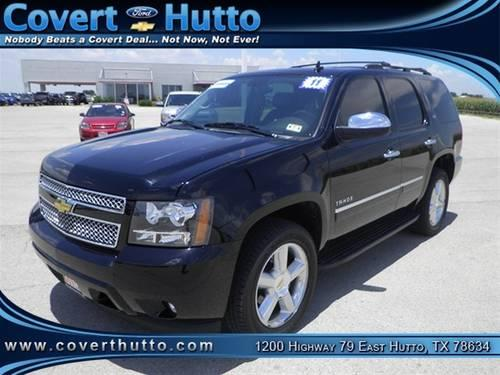2011 chevrolet tahoe suv ltz for sale in hutto texas. Black Bedroom Furniture Sets. Home Design Ideas