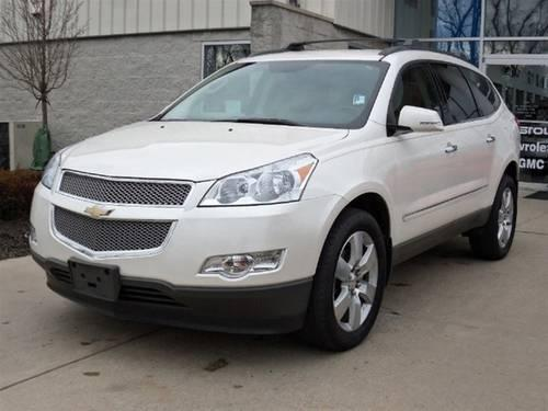 2011 chevrolet traverse suv for sale in delaware ohio. Black Bedroom Furniture Sets. Home Design Ideas