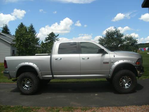 2011 dodge ram 2500 cummins lifted for sale in rossiter pennsylvania classified. Black Bedroom Furniture Sets. Home Design Ideas