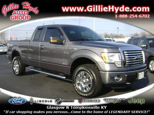 2011 ford f 150 super cab pickup 4x4 xlt 4x4 for sale in dry fork kentucky classified. Black Bedroom Furniture Sets. Home Design Ideas