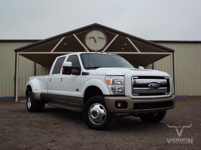2011 ford f350 king ranch for sale in vernon texas classified. Cars Review. Best American Auto & Cars Review