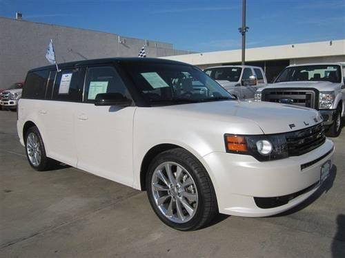 2013 ford flex titanium for sale. Black Bedroom Furniture Sets. Home Design Ideas
